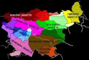 Slovinská nářečí