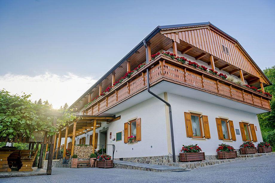 Ubytování Pri Kovačniku, Slovinsko