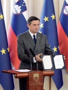 Prezident Slovinska