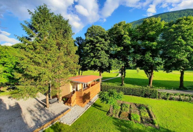 Ubytovnání Žonir, Kobarid, Slovinsko (10)
