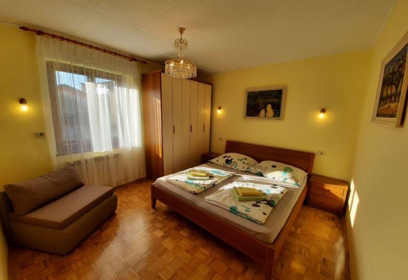 Ubytovnání Žonir, Kobarid, Slovinsko (9)
