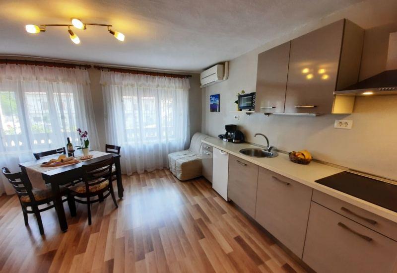 Apartmány Hlapi, Kobarid, Slovinsko
