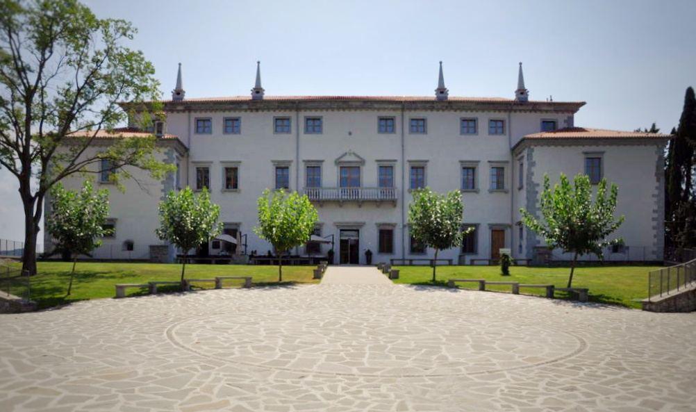 Villa Vipolže, Slovinsko. Foto: Karolína Hornová